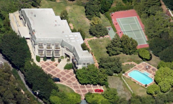 Seth MacFarlane house