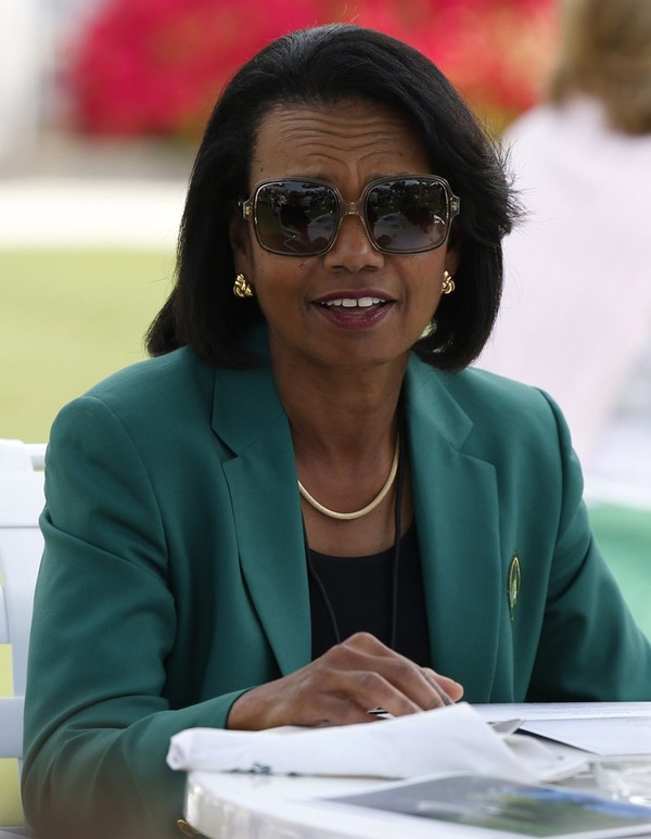 How much is Condoleezza Rice worth?