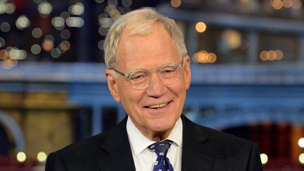 How rich is David Letterman?