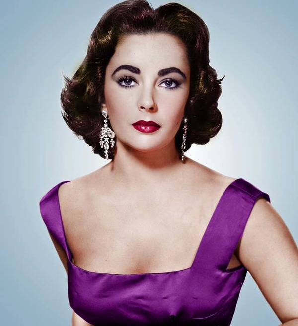 Elizabeth Taylor collection of jewelry