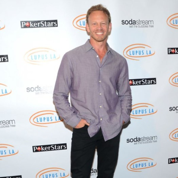 How rich is Ian Ziering?