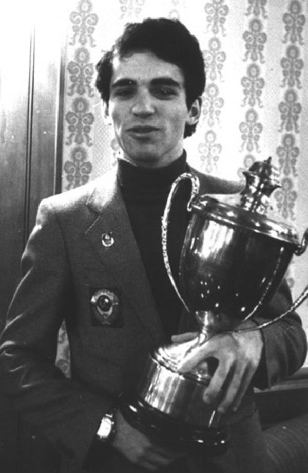Garry Kasparov young