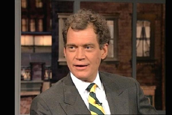 David Letterman career
