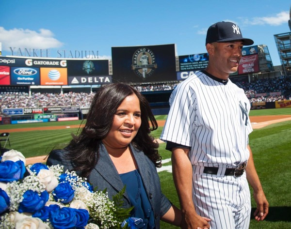 Mariano Rivera wife