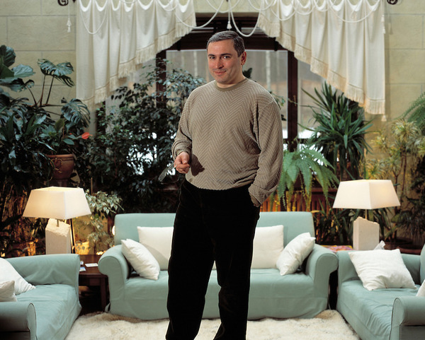 Mikhail Khodorkovsky life story