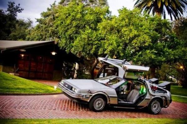 Seth MacFarlane car