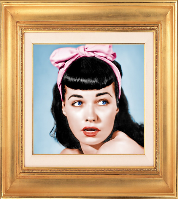 How much is Bettie Page worth after her death?