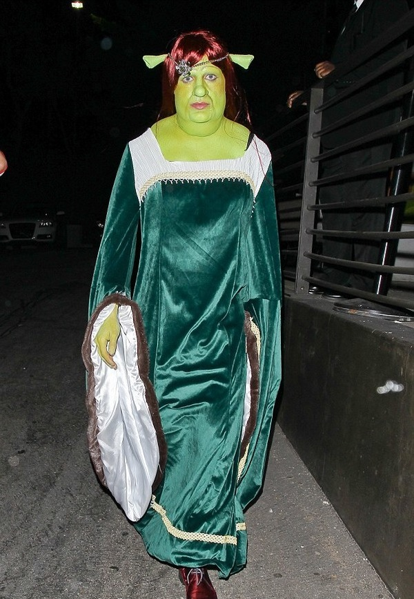 Top 12 Celebs Halloween Costumes - Colton Haynes