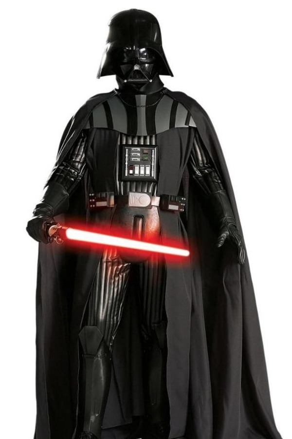 Top 11 most expensive Halloween suits - Darth Vader