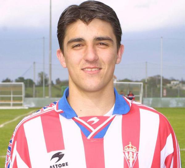 David Villa young