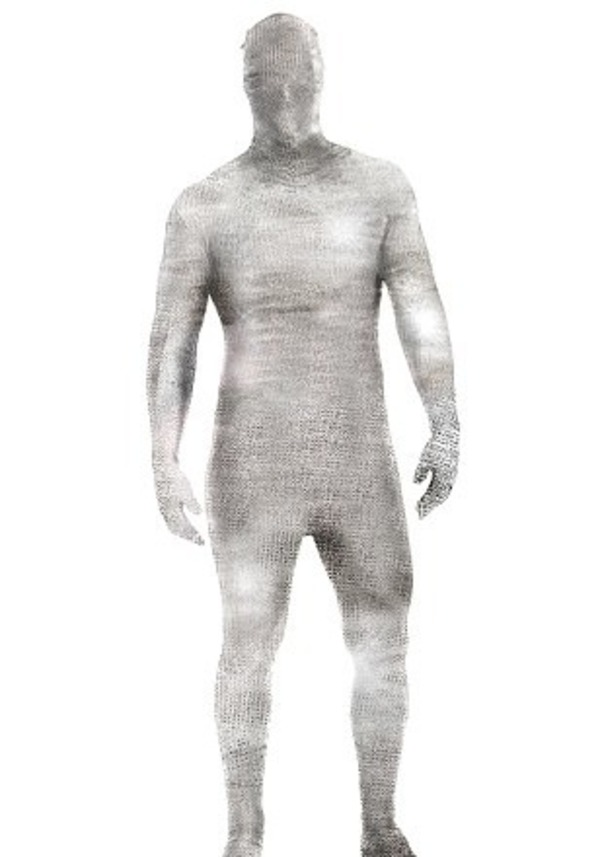 Top 11 most expensive Halloween suits - Diamond Morphsuit