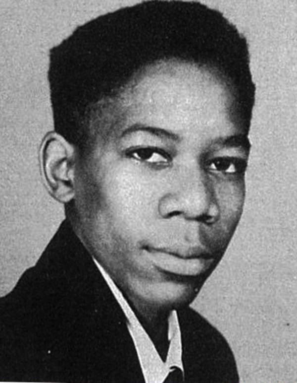 Morgan Freeman young