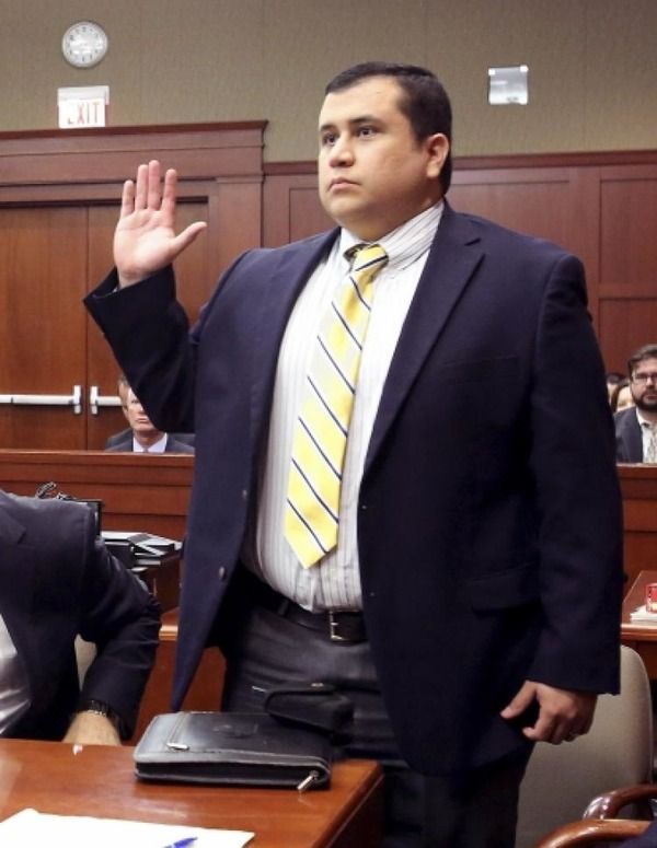 How much is George Zimmerman worth?