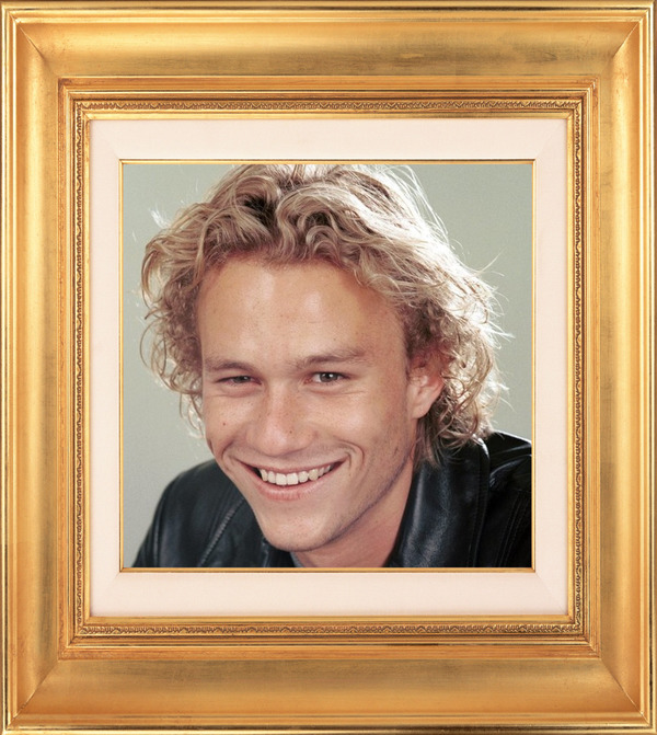 How much is Heath Ledger worth after his death?