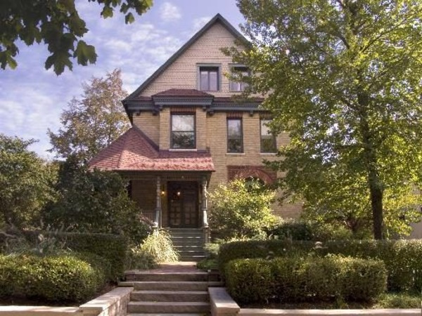 Joan Cusack house