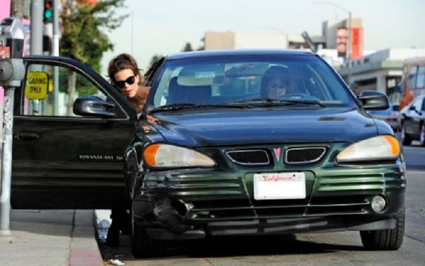 Kate Beckinsale car