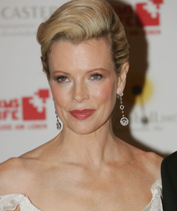 Why did Kim Basinger file for bankruptcy?