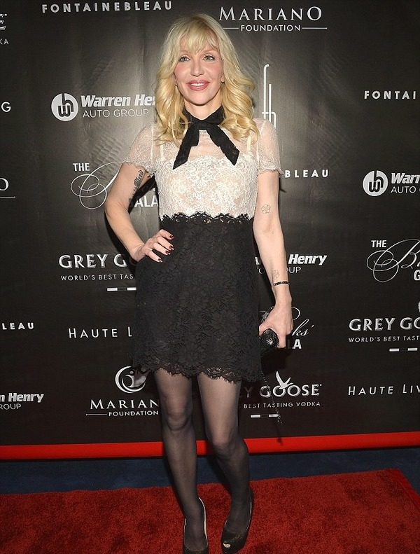 How Courtney Love lost the part of her wealth
