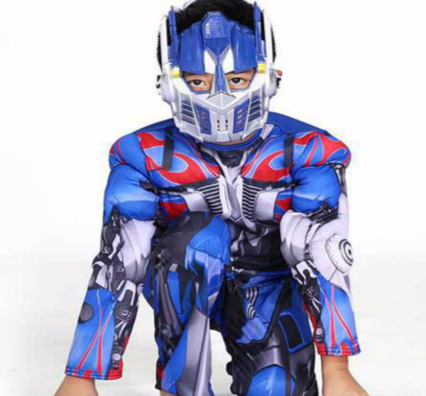 Halloween Suits for Kids - Optimus Prime