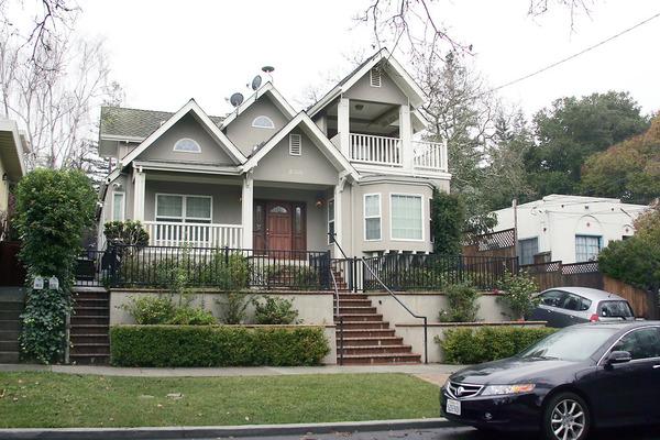 Priscilla Chan and Mark Zuckerberg house