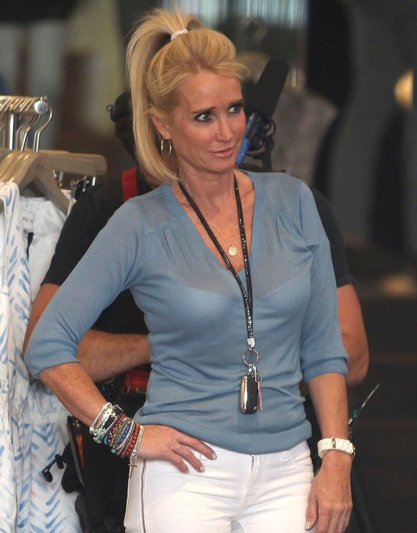 How much is Kim Richards worth?
