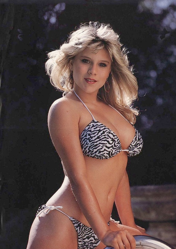 Samantha Fox young