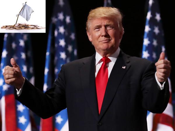 Donald Trump is a 4-time bankrupt