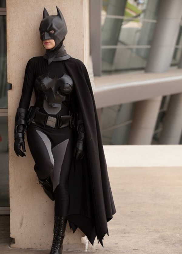 $400 Batgirl suit - most expensive Halloween suits