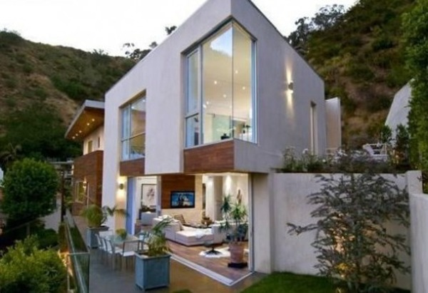Crystal Hefner house