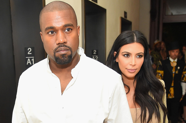 Kanye West and Kim Kardashian Halloween Costumes