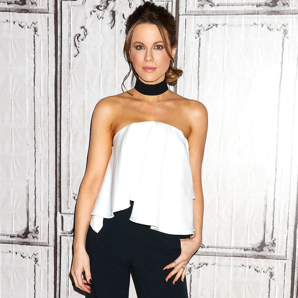 Kate Beckinsale way on top