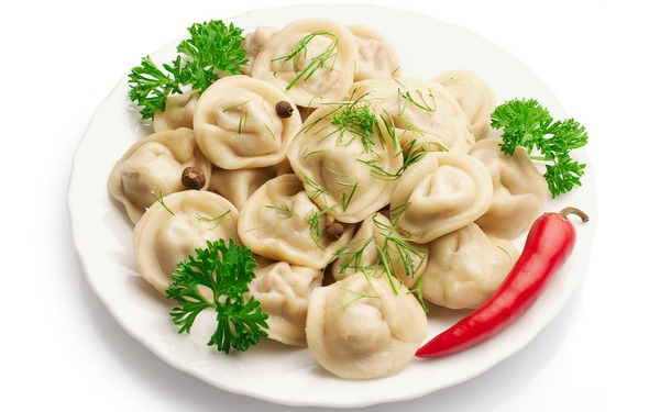 Ordinary meat dumplings