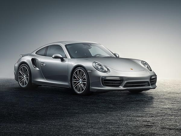 David Villa Porsche 911 Turbo