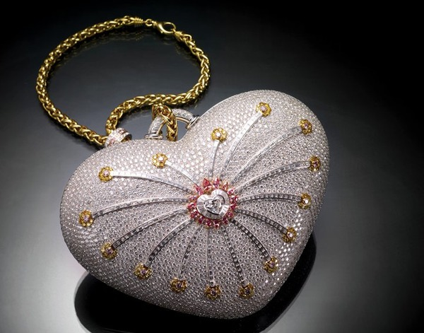 The most expensive purse in the world for $3, 8 million