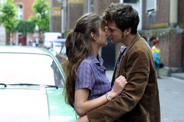 "Marion Cotillard and Guillaume Canet in ""Love Me If You Dare"""