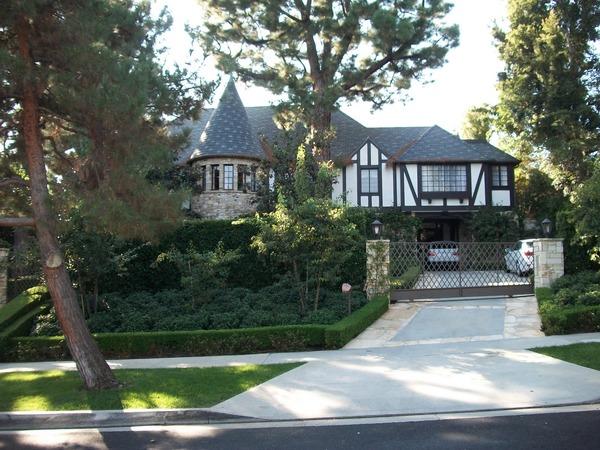 Alicia Silverstone house