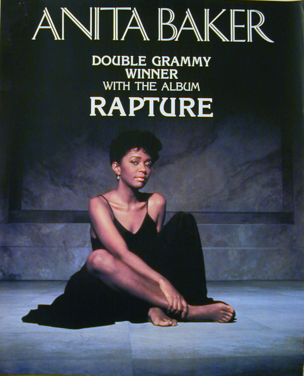 "Anita Baker ""Rapture"""