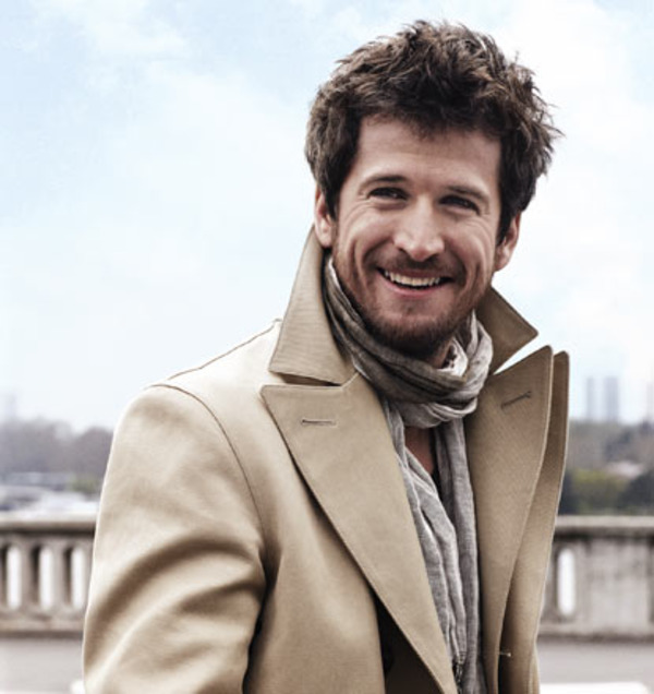Guillaume Canet wanted to be a horse jumper in his youth