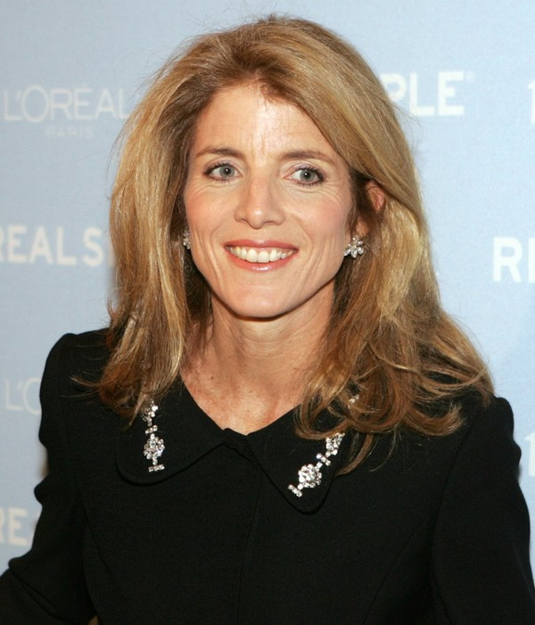 How rich is Caroline Kennedy?