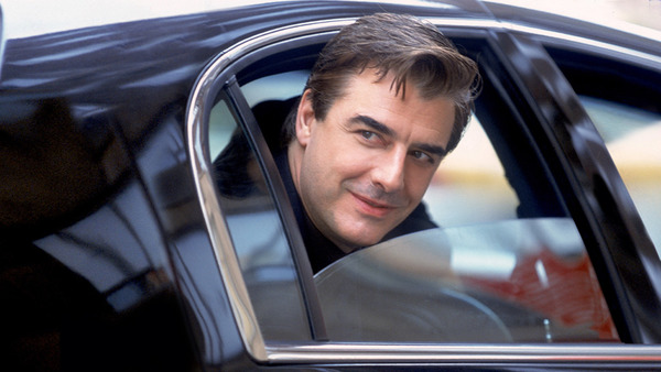 Chris Noth as Mr. Big in Sex and the City