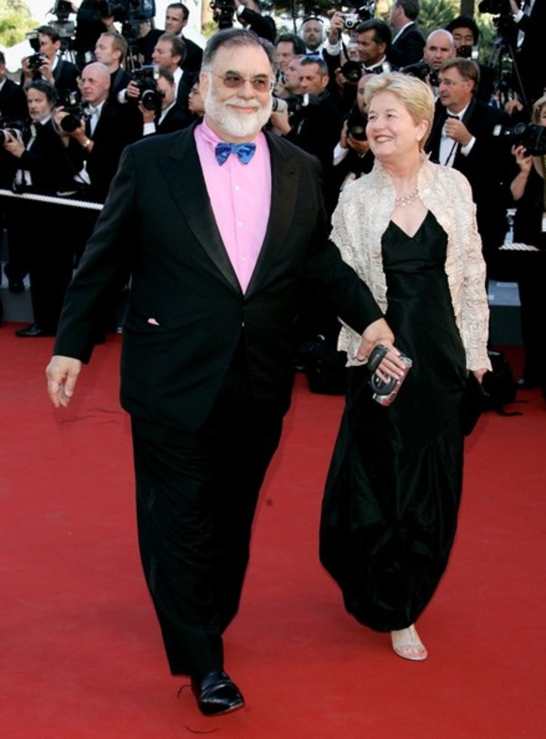 Francis Ford Coppola and his wife Eleanor