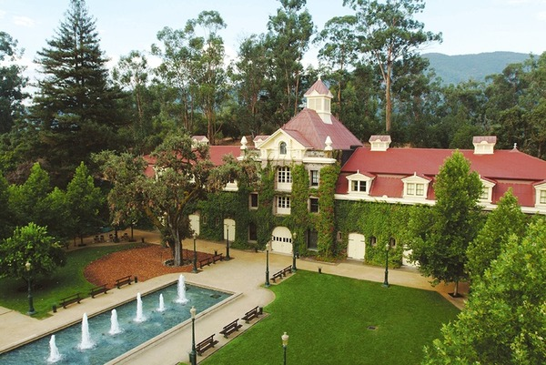 Francis Ford Coppola house