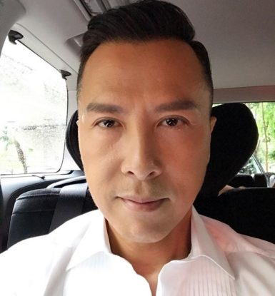 Donnie Yen biography
