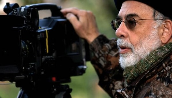 Francis Ford Coppola at work