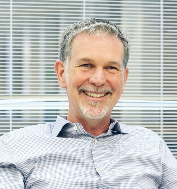 Reed Hastings biography