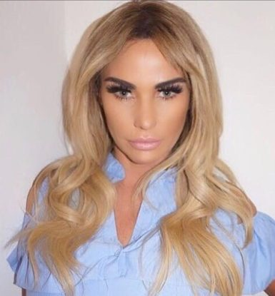 Katie Price biography