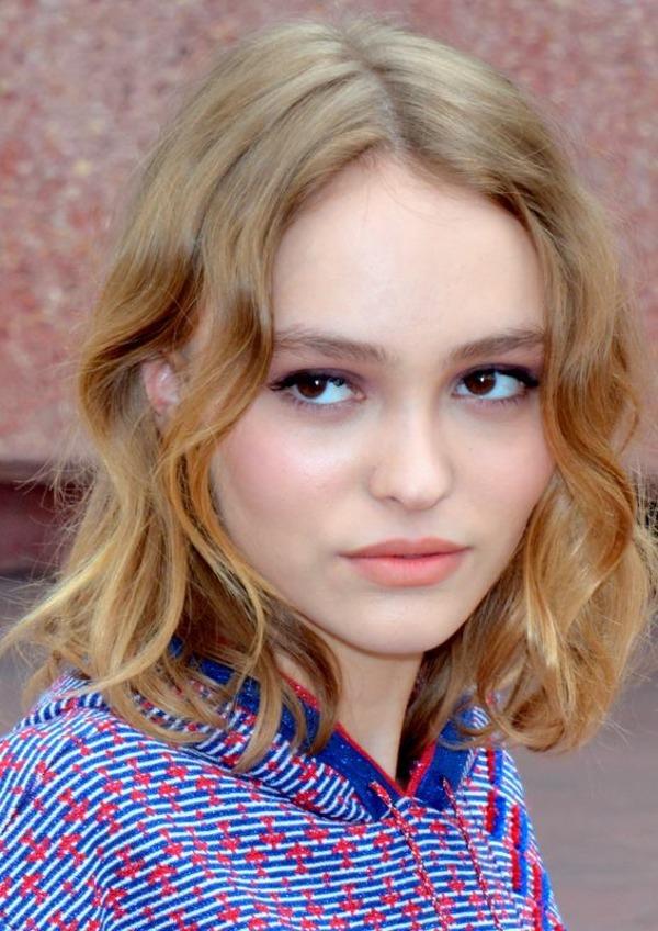 Johnny Depp's daughter Lily-Rose Depp