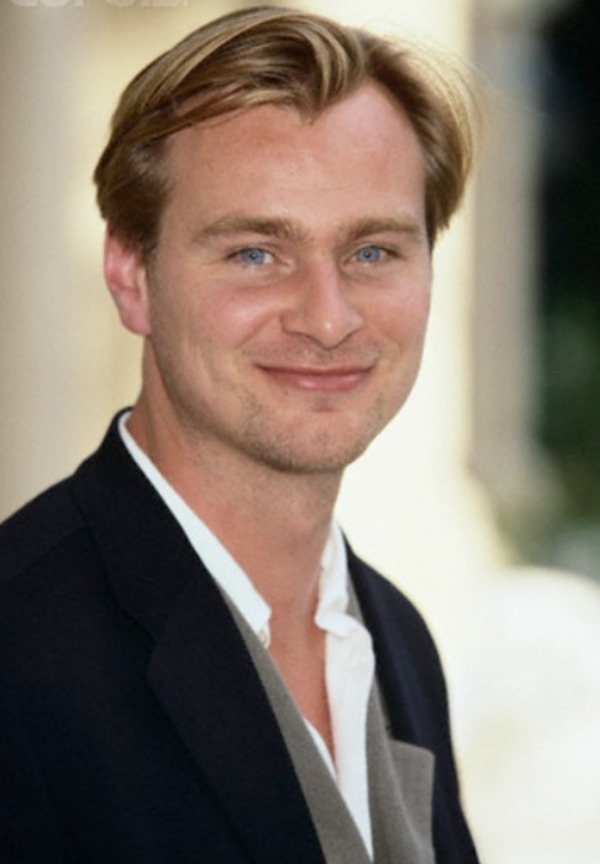 Christopher Nolan young