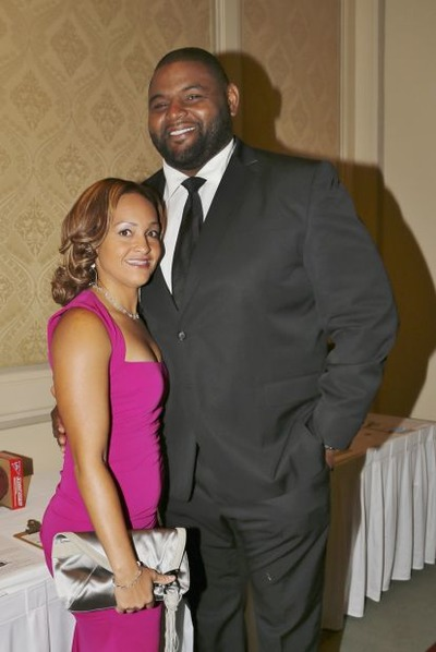 Orlando Pace wife