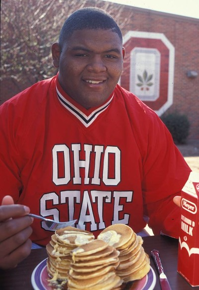 Orlando Pace way on top